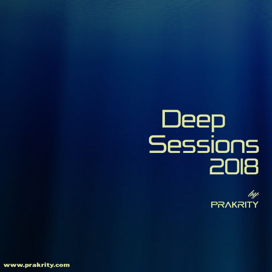 prakrity - deep sessions 2018